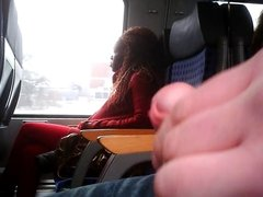 Flashing black girl and she looks 4 times-Flostylez