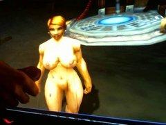 World of Warcraft Jerk Off Tribute for Shyria