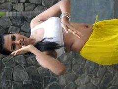 Desi girl dancing