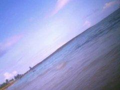 MILF on beach