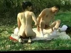 Outdoor French Sex by TROC