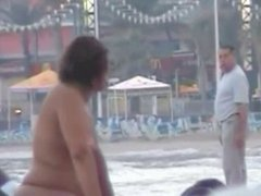 BEACH STALKER CAUGHT!!!!!