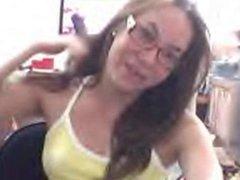 Shemale on Webcam II