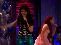 Victoria Justice and Ariana Grade- LA BOYS II