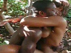 Ebony Beach Sex