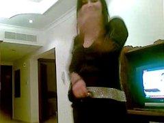 my arab gf dance and sho bobs asnd ass