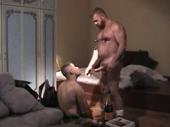 Blowing My Hairy Man
