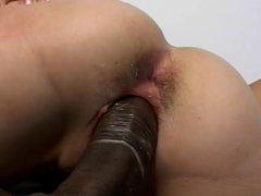 Schoolgirl Enjoys Big Hard Dick