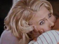 Busty Blonde Brittany Daniel Kisses Marlon Wayans