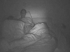 Our TV Is Watching Us - night shot - night vision