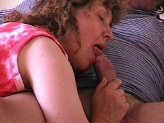 a big blowjob in the morning to wake up