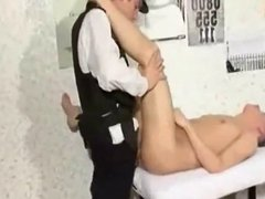 Teen Gets Fucked With A Cops Huge Cock