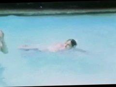 Retro Poolside Twink Gay Orgy