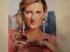 Cum on Victoria Azarenka Tribute