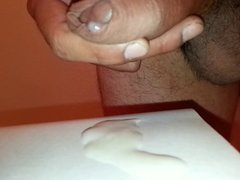 cumming in slow motion
