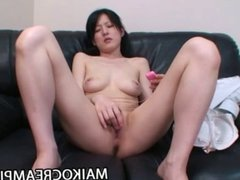 Mature Japanese Satomi Fujiki enjoys sexual attention