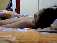 Big Nipples Amateur Asian MILF 1