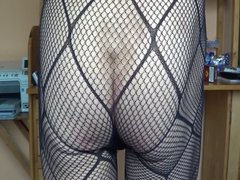 Black Fishnet fantaisy