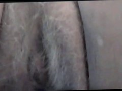 Fat Gray Close Up Pussy Play