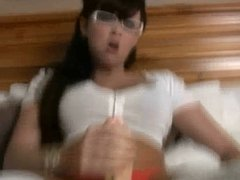 Bratty Bitch Mocking JOI. Cum While Being Laughed At