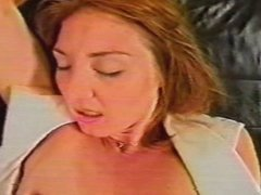 MILF hooker takes him and his creampie