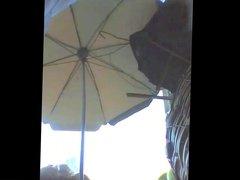 Public market El Salvador - foot cam