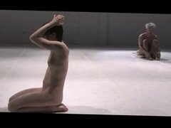 Nude Stage Performance 10 - Symmetry Study No. 14