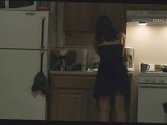 Sexy celeb Kate Mara gets eaten