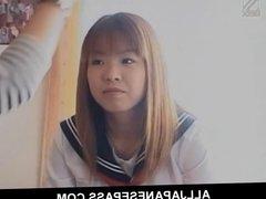 Japanese teen amateur Minami Hayakawa