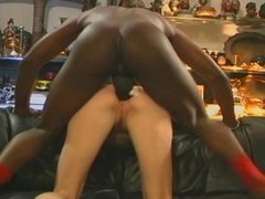 Big black cock fuck hard