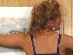 Big saggy boobs Sexy babe - Jeanny Bee aka Annett K.