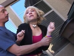 Bad Girl Teen Gets Spanked and Fucked