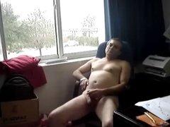 Wank at Work
