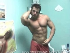 Muscle Worship Frank Defeo