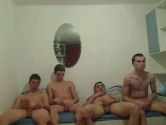 boygroupe naked for oure plesure in front of cam
