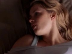 Amy Adams and Lauren German Lesbian Kissing