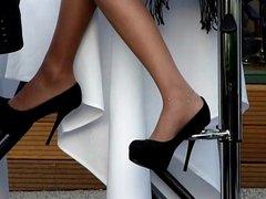 candid high heels