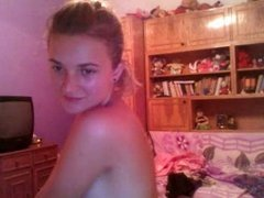 Webcamz Archive - Girl With Tan Lines Getting Naked
