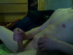 Jerking off more