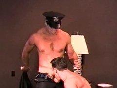 Suck that Cop's cock