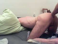 Amateur Hardcore Anal Fist Fuck - double FF, deep, punching