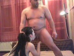 Webcam Couple Fuck And Facial Show