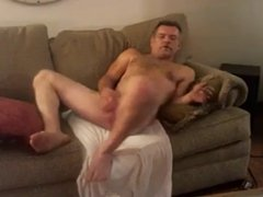 mike masturbates on cam for you to enjoy