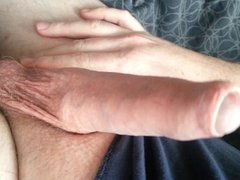 Growing cock - soft to rock hard!