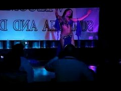 Alla Kushnir sexy belly Dance part 36