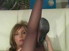 pantyhosed ladies playing xxx