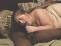 Ending cum shot of wife with a young BBC