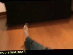 Latina footdom Camila