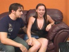 Aunt Christina Jerks Off Zoe's Boyfriend
