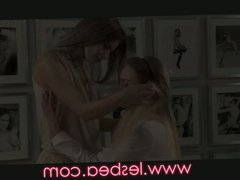 Lesbea Virgin loves fit body of older lesbian woman